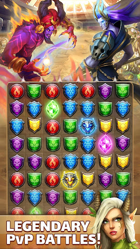 Empires & Puzzles: RPG Quest 17.1.0 Cheat screenshots 3