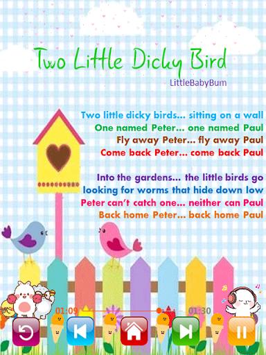 Kids Songs - Best Nursery Rhymes Free App screenshots 5