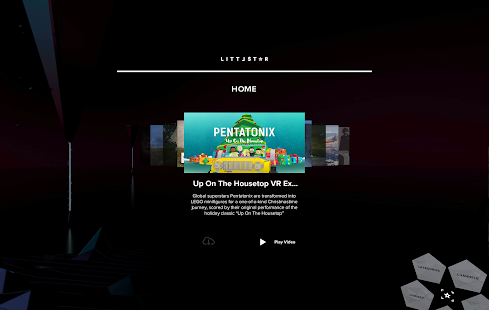 Littlstar VR Cinema- screenshot thumbnail