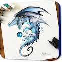 How to Draw Dragon icon