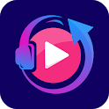 Video Cutter and Converter~ Compress,Convert, Edit icon