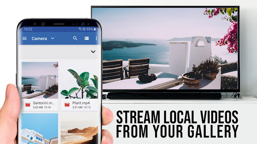 Video & TV Cast | Roku Remote & Movie Stream App 2.20 screenshots 3