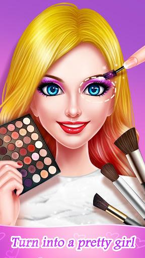 ud83dudc69ud83dudc60Top Model Salon - Beauty Contest Makeover 3.1.5017 screenshots 2