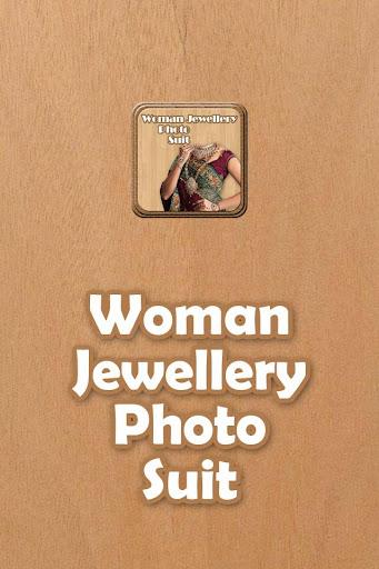 Woman Jewellery Photo Suit