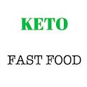 Keto Diet : Fast Food App icon