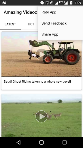 Amazing Videoz 3.0 screenshots 3