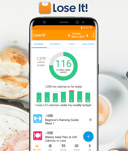 Lose It! – Calorie Counter Premium v8.0.3