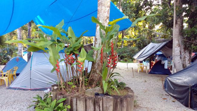 Padang Surf Camping em Itamambuca, Ubatuba 10