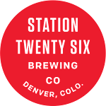 Logo for Station 26 Brewing Co.