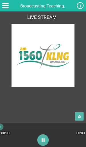 KLNG 1560 AM