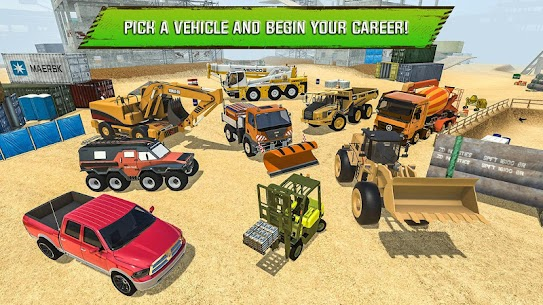 Construction Site Truck Driver App Download For Android and iPhone 10