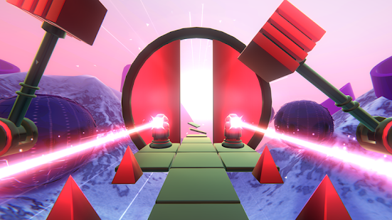 Glitch Dash- screenshot thumbnail