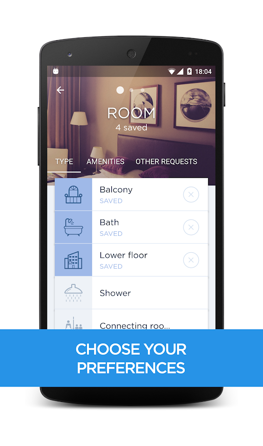 conichi - The Hotel App- screenshot