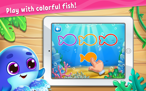Colors for Kids, Toddlers, Babies - Learning Game filehippodl screenshot 16