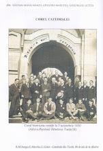 Photo: Corul bisericesc roman - 1930 sursa: extras din volumul autorilor: R.M.Neagu,G.Marchis,G.Gotea - Catedrala din Turda, 80 de ani de la sfintire