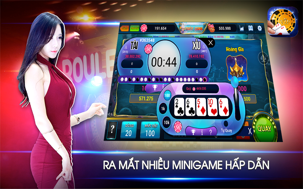 Game bai doi thuong vua baivip- screenshot