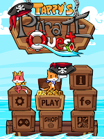 Screenshot of Tappy's Pirate Quest - Free