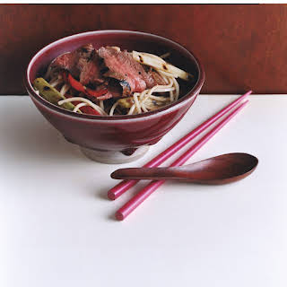 Thai-Style Beef with Noodles recipe | Epicurious.com.