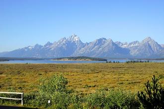 Photo: Jackson Lake - Grand Teton National Park, Wyoming
