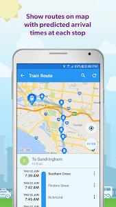 Commutr: Victoria Transport 1.0.5