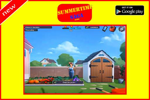 SummerTime Saga Guide And Tips 1.0 screenshots 3