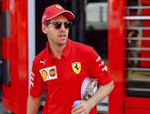 Vettel en Ferrari bereiken geen akkoord over nieuw contract