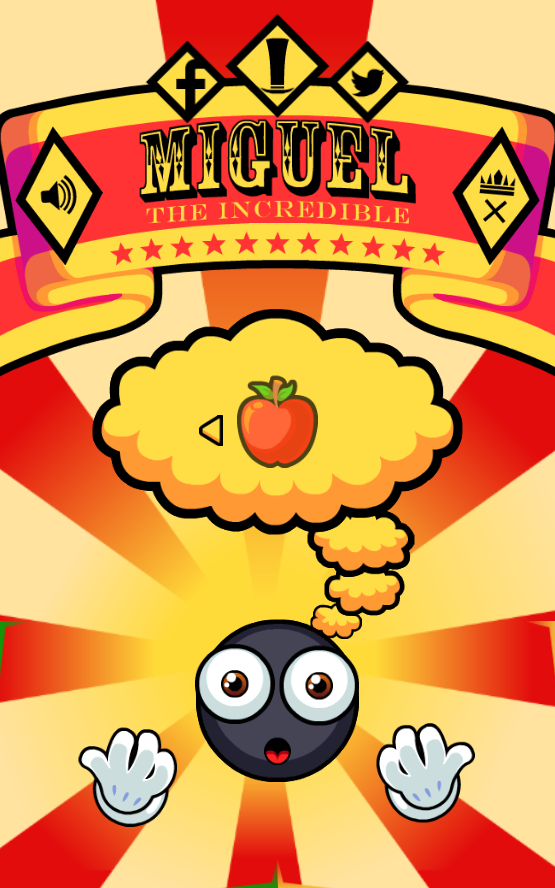 Miguel: The Incredible- screenshot