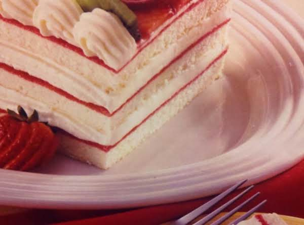 Strawberry Cheesecake Torte Recipe Just A Pinch Recipes