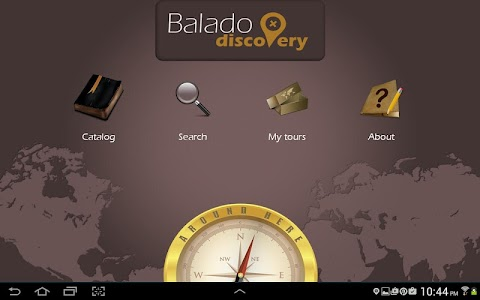 Balado Discovery Tours Guides screenshot 12