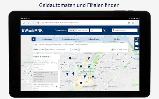 BW-Mobilbanking mit Smartphone und Tablet  screenshots 10