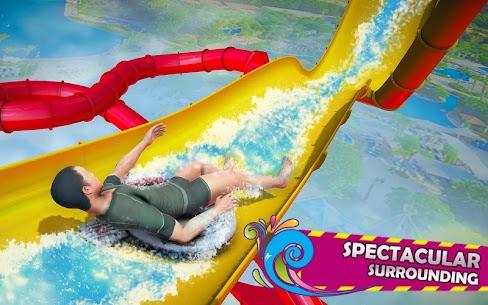 Stuntman Water Surfing Slide Adventure: Water Park 2