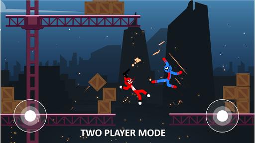Spider Stickman Fighting - Stick Fight Battle 1.0.2 screenshots 2