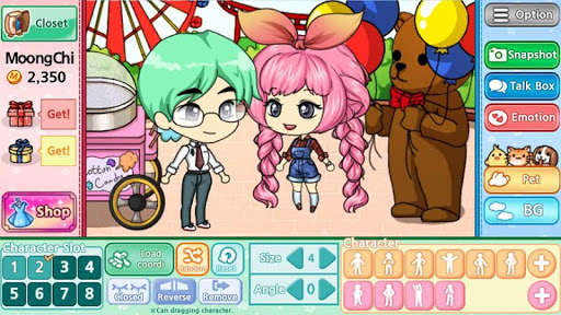 My Pretty Girl Story : Dress Up Game apklade screenshots 2