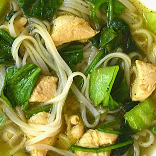 Asian Vegetable Broth Soup Recipes