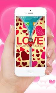 Download Love Lock Screen Zipper For PC Windows and Mac apk screenshot 3