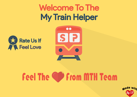 My Train Helper - Best Indian Train Inquiry App - náhled