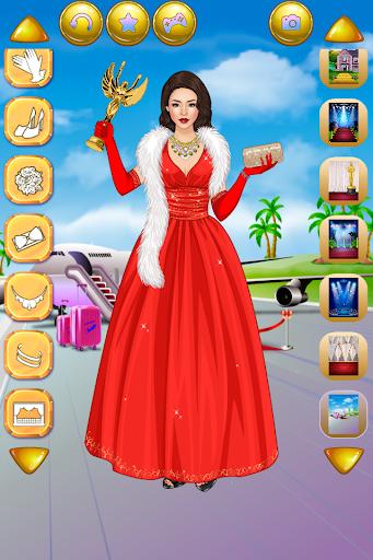 Actress Dress Up - Fashion Celebrity apktram screenshots 6