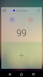 T Counter - Tally Counter- screenshot thumbnail