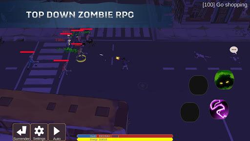 Last Resistance - Idle zombie RPG apktreat screenshots 1