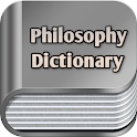 Philosophy Dictionary icon