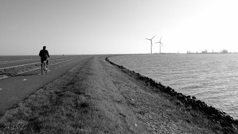 Via ...col vento di Luca Mandelli