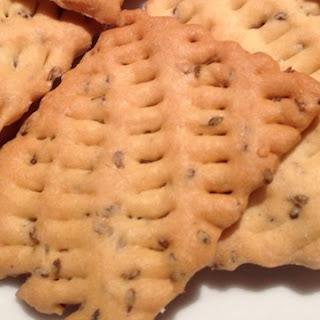 Meme's Anise Tea Biscuits [RECIPE]