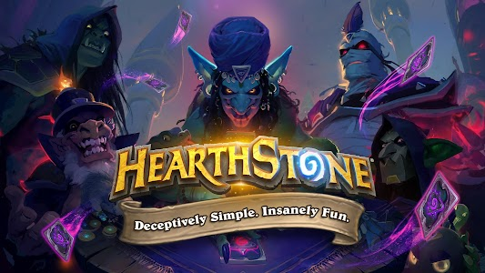 Hearthstone 14 2 30795 APK for Android