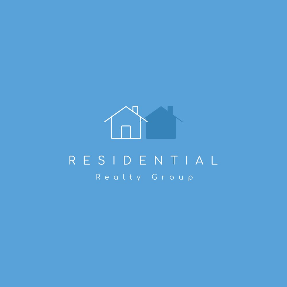 Residential Realty Group - Logo Template