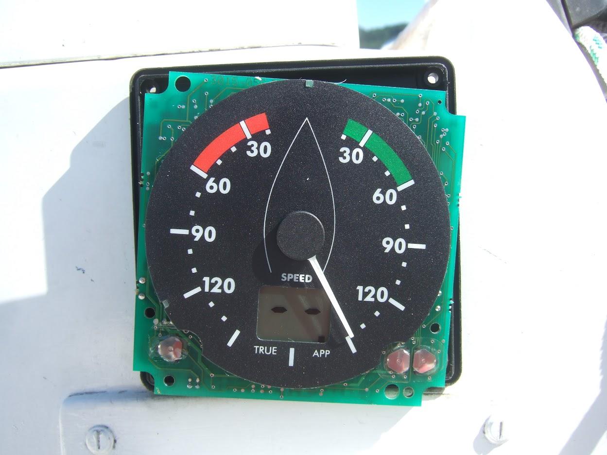 Afficheur ST50 wind