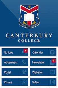 Canterbury - náhled