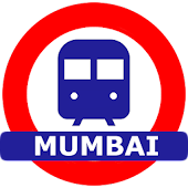 Mumbai Local Train Map & Timetable