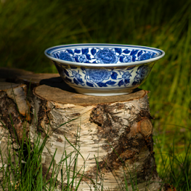 Washbasin by Sakari Partio - Artistic Objects Cups, Plates & Utensils