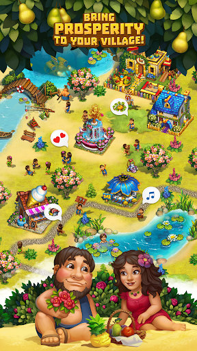 The Tribez: Build a Village  screenshots 3
