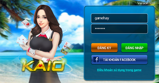 Game Bai Online  - KAIO (Unreleased) game (apk) free download for Android/PC/Windows screenshot